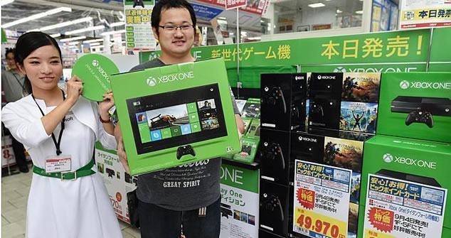 Xbox One no Japão