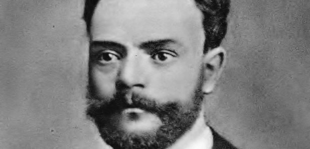 August Dvorak