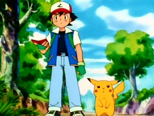 Anime fez bastante sucesso entre as crianças da época