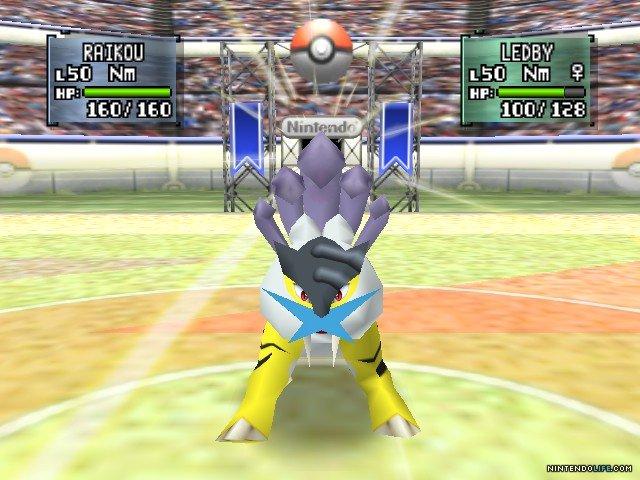 Pokémon Stadium 2 para Nintendo 64, com um gráfico belo para época