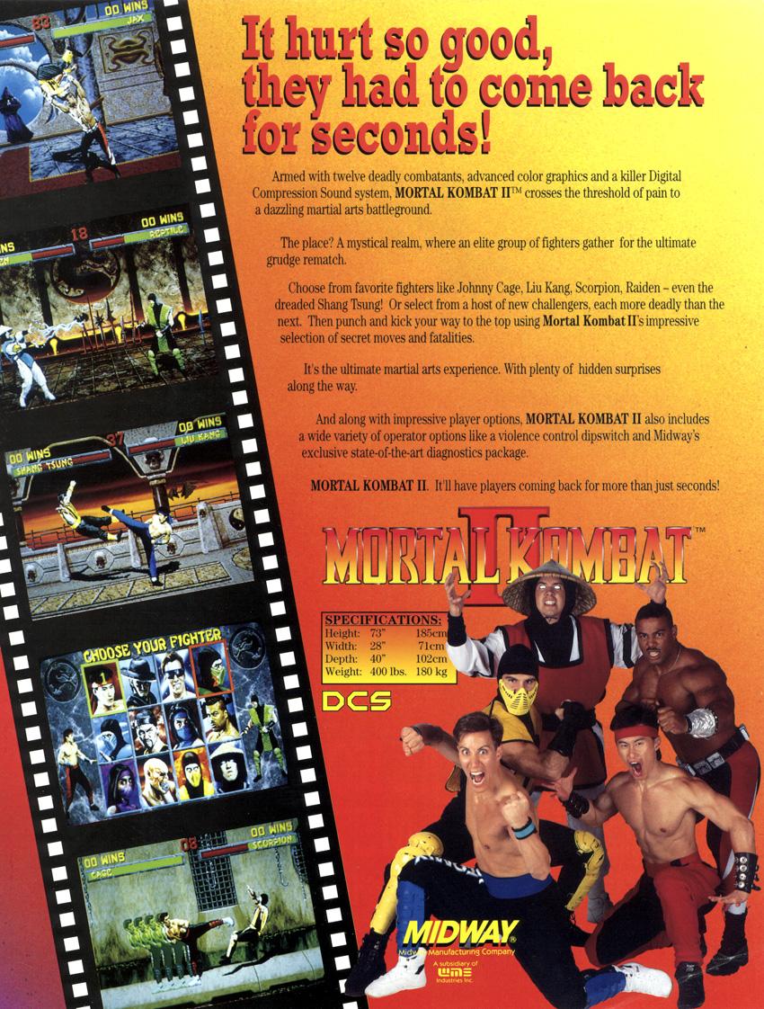 Mortal Kombat, exemplo de game citado no livro
