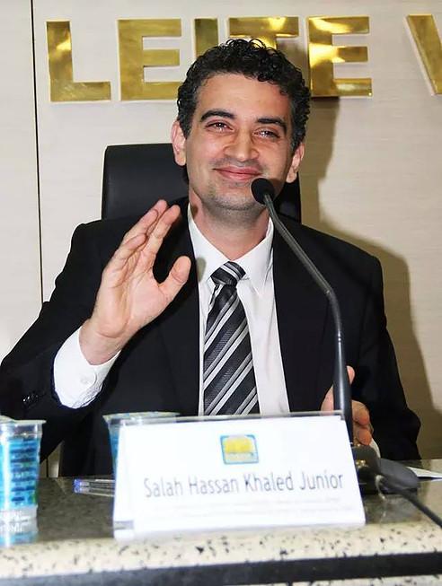 Professor Salah