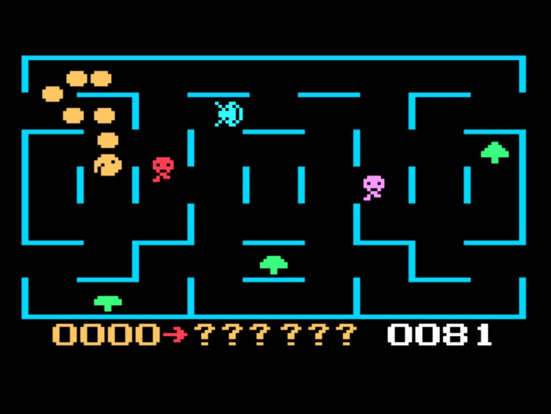 K.C., jogo clone do Pac-Man