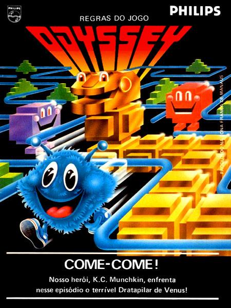 Capa do jogo Come-Come