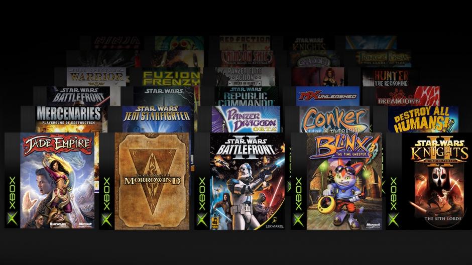 Jogos do Xbox Clássico que rodam no Xbox One
